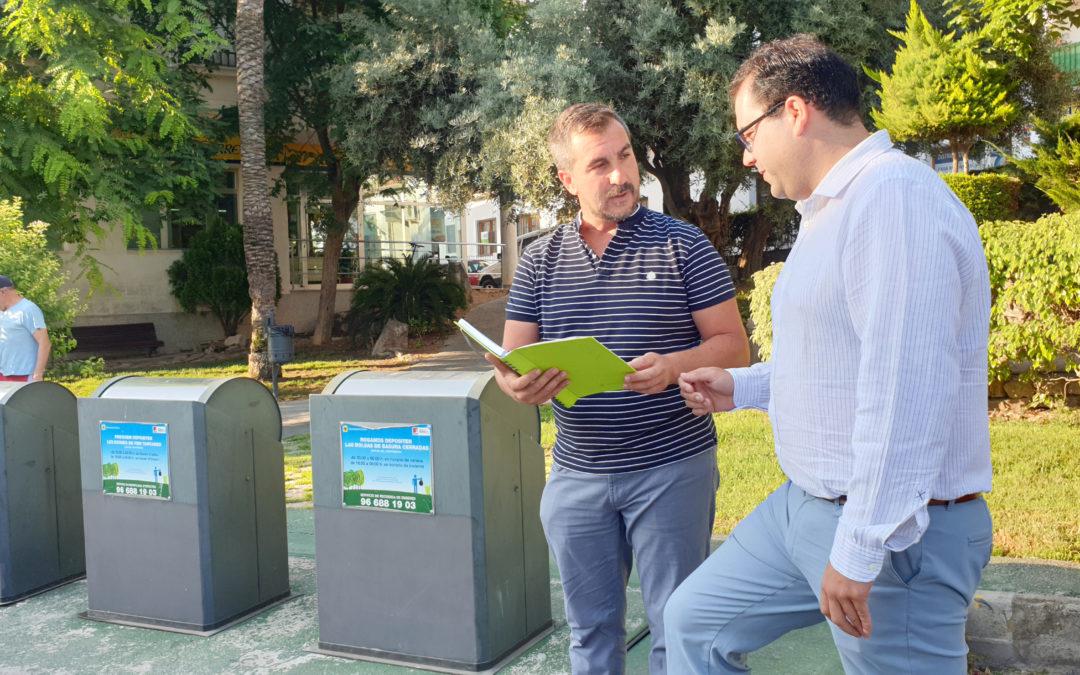 Se hace un llamamiento sobre la importancia de depositar la basura en los horarios adecuados