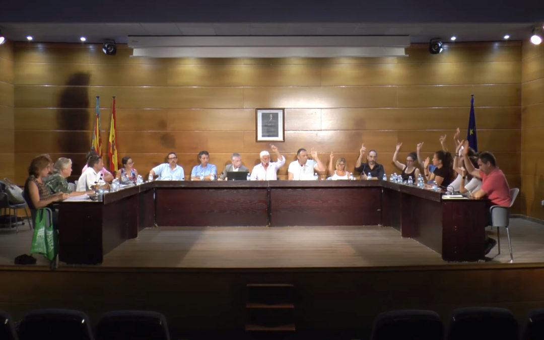 El ple de l'Ajuntament aprova l'actualització de tarifes de l'Empresa Pública